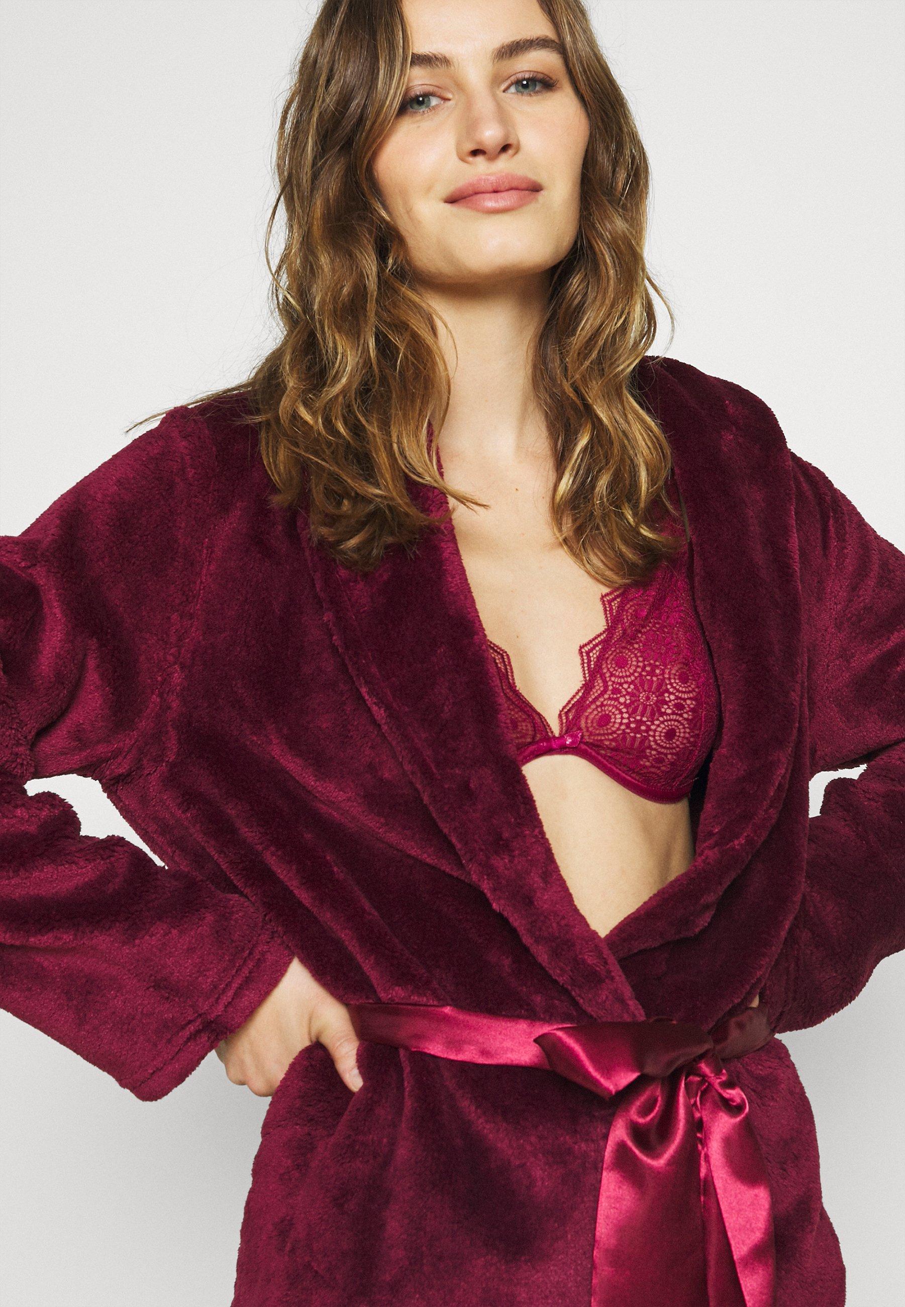 Damen DRESSING GOWN JACKET - Bademantel
