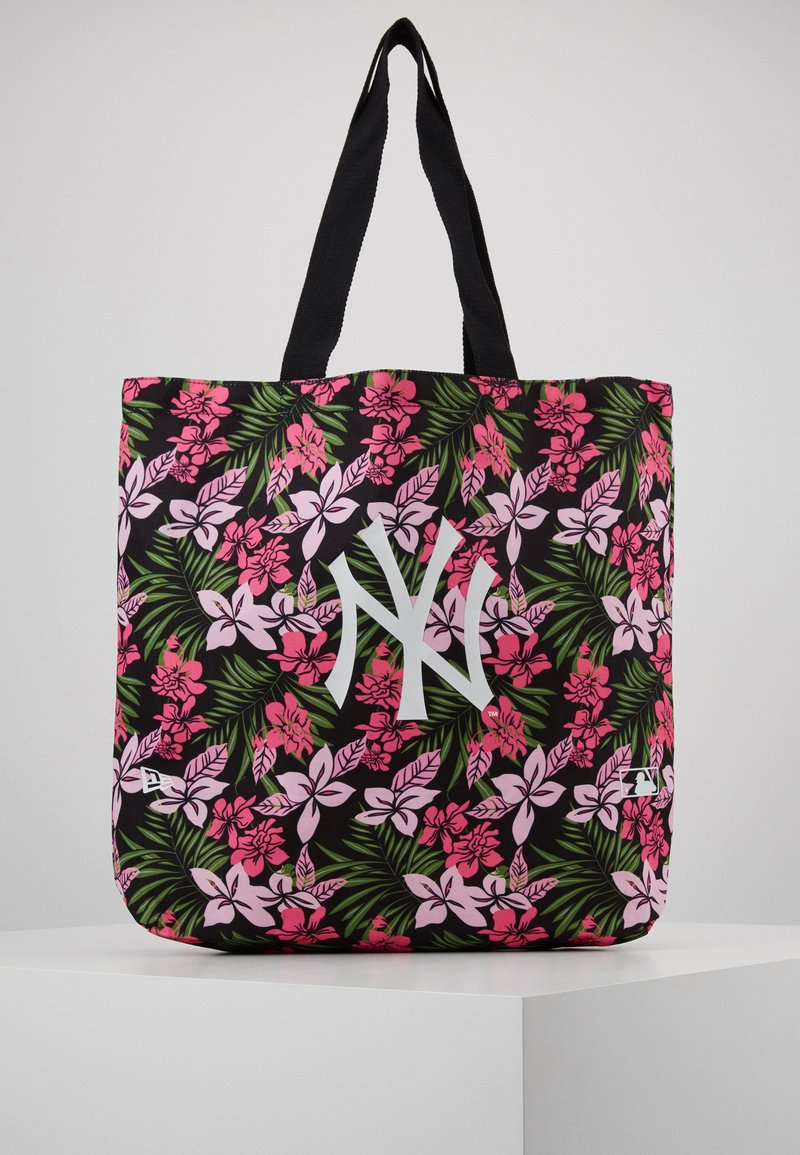 New Era - TOTE BAG - Shopping bag - floral