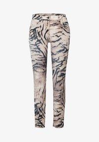 Marc Aurel - Slim fit jeans - taupe varied - 4