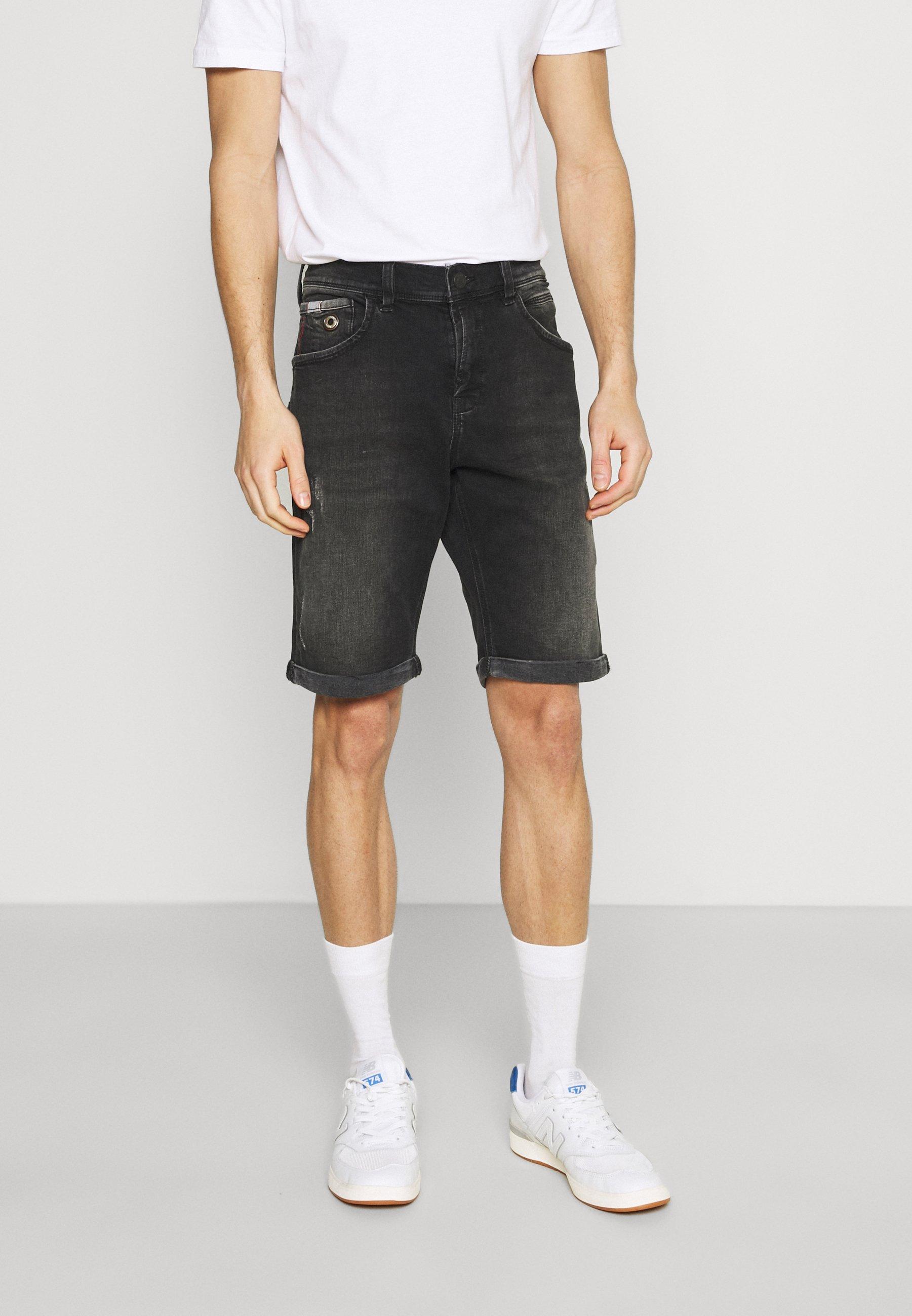 Homme LANCE - Short en jean
