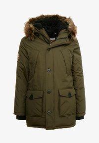 Superdry - EVEREST  - Winter coat - amy khaki - 6