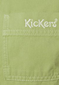 Kickers Classics - DRILL UTILITY PLAYSUIT - Jumpsuit - lime - 2