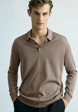 Pullover - beige