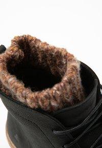 El Naturalista - MYTH  - Wedge Ankle Boots - pleasant black - 2