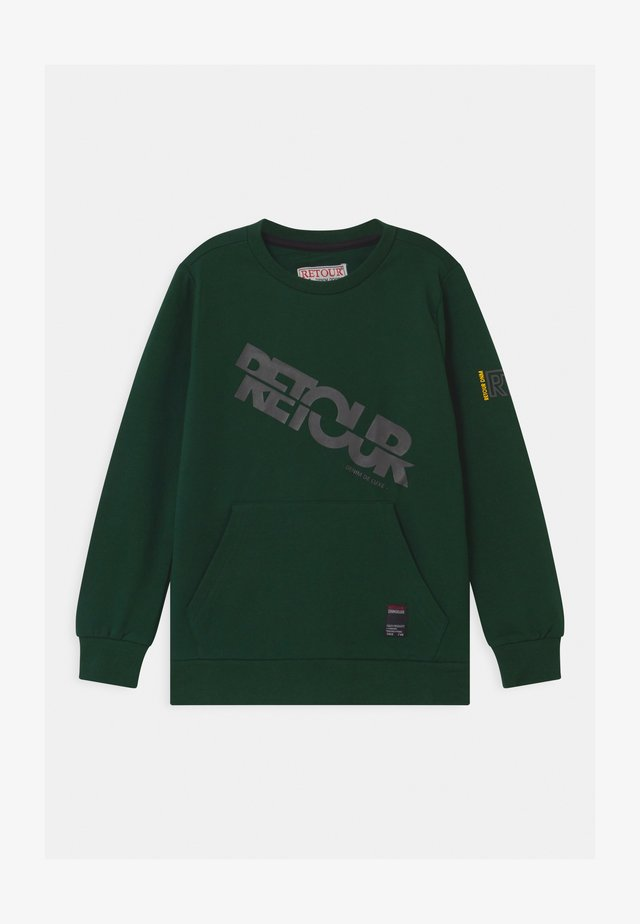 GINO - Sweater - dark green