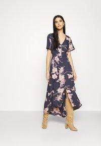 Roxy - BRIGHT DAYLIGHT - Korte jurk - mood indigo vertigo - 1