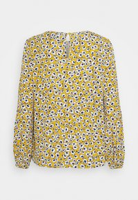 Esprit - CREPE - Blouse - brass yellow - 1