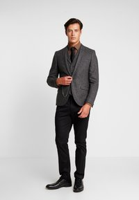 Shelby & Sons - MOSELEY - Blazer jacket - grey - 1