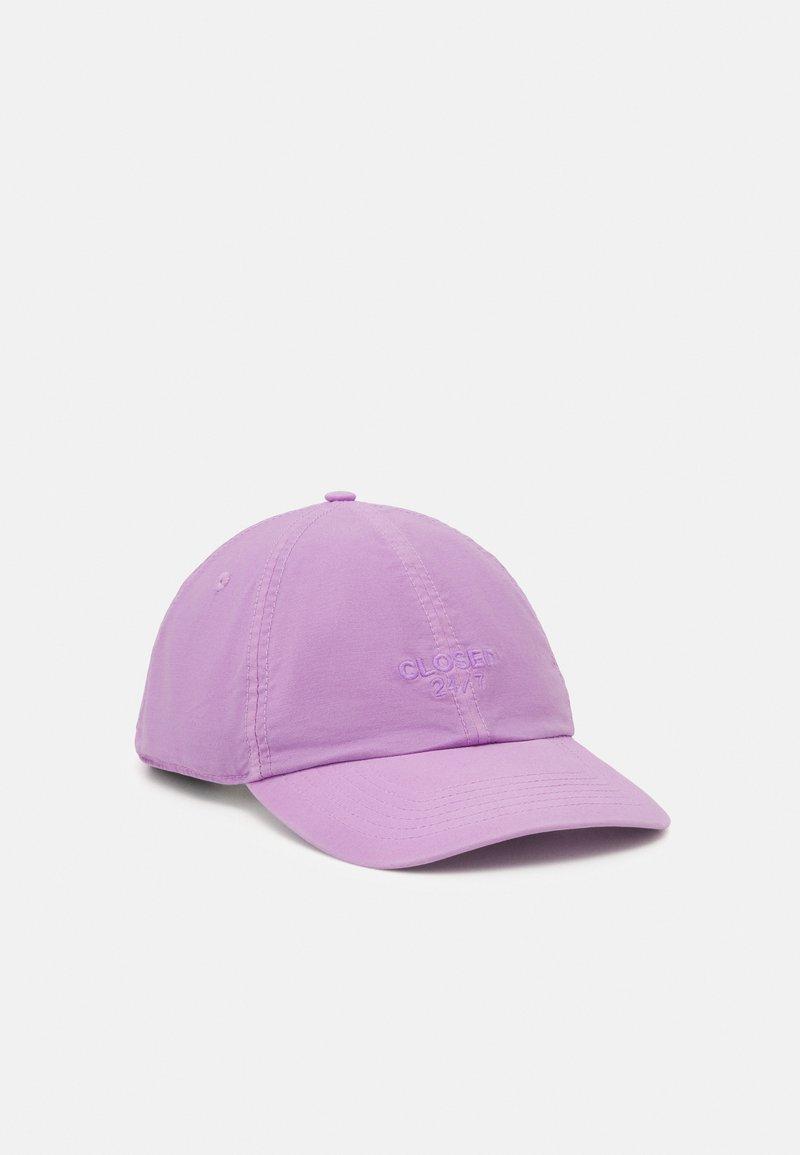 CLOSED - UNISEX - Kšiltovka - purple
