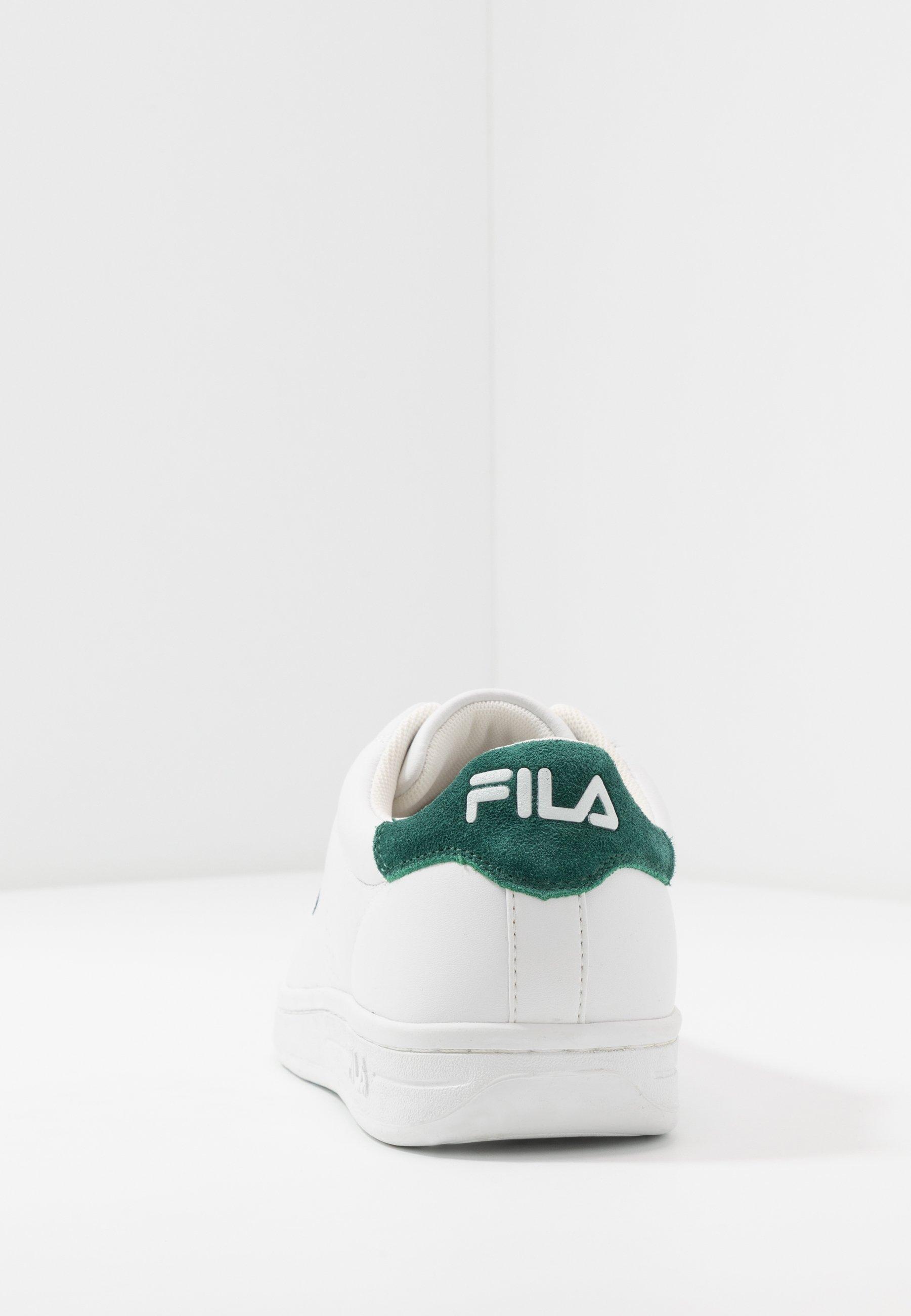 Fila CROSSCOURT 2 F LOW Treningssko whitegreener
