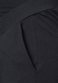 Esprit Maternity - PANTS - Tracksuit bottoms - gunmetal - 2