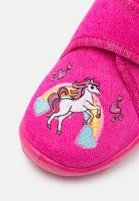 Superfit - BONNY - Pantoffels - pink - 5
