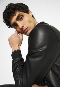 Oakwood - BORN - Leather jacket - black - 2