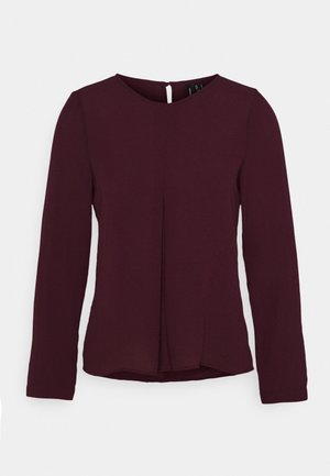 VMZIGGA DETAIL - Blusa - fig