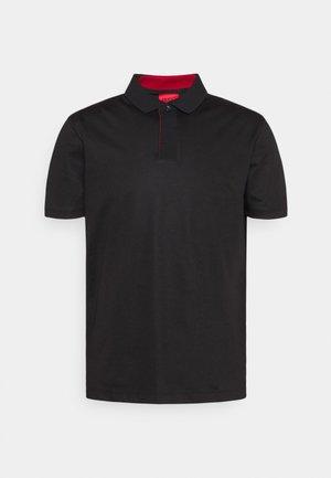 DEKOK - Poloshirt - black