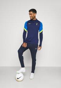 Nike Performance - ACADEMY PANT - Pantaloni sportivi - obsidian/white - 1