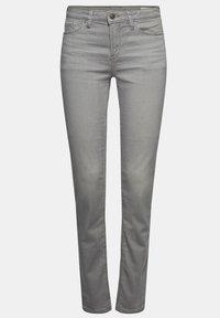 Esprit - Slim fit jeans - grey medium washed - 10