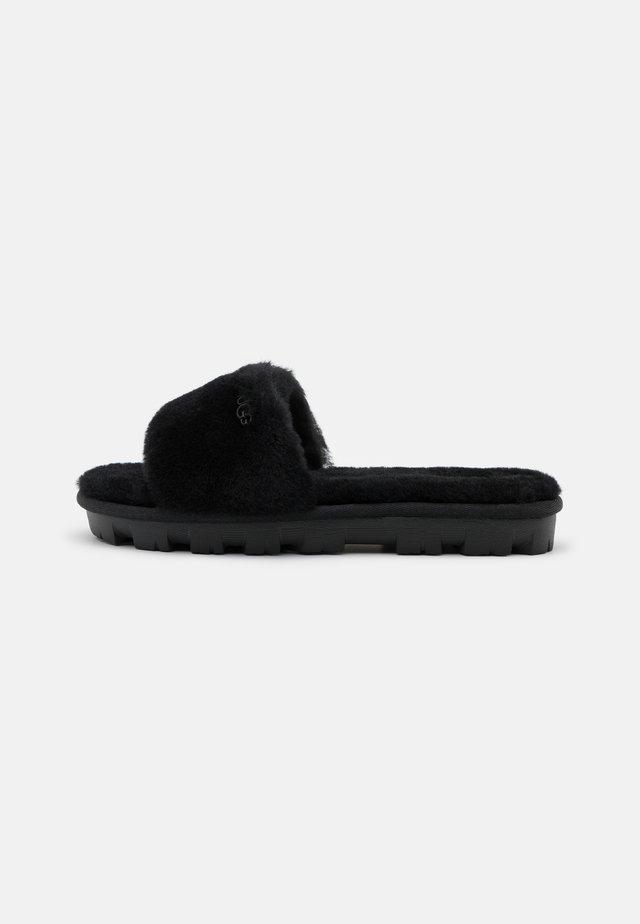 COZETTE - Pantuflas - black