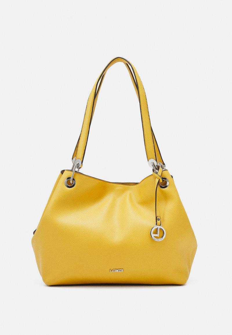 L.CREDI - EBONY - Handbag - curry