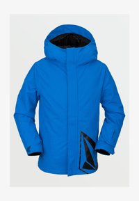 Volcom - BY 17FORTY INS JACKET - Snowboard jacket - cyan_blue - 0