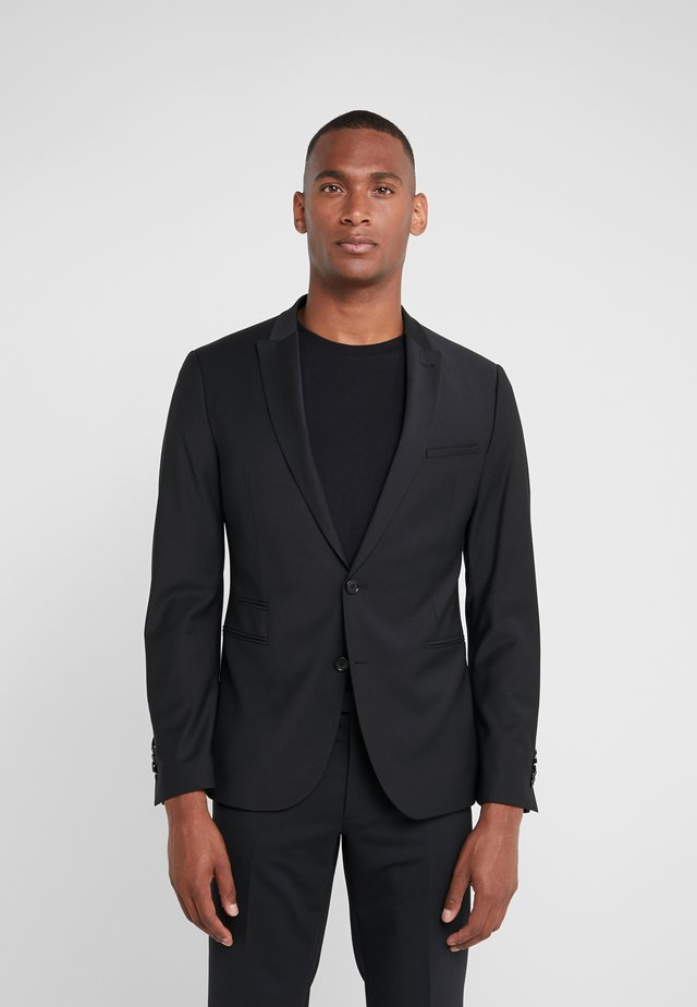 IRVING - Suit jacket - black