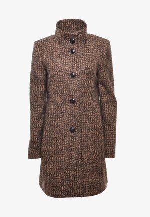 Short coat - 7016 camel