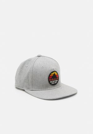 KIDS UNDERHILL HAT UNISEX - Czapka z daszkiem - monument heather