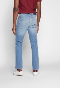 camel active - FLEX - Straight leg jeans - stone blue - 2