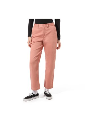 WM AUTHENTIC CHINO WMN - Chinos - rose dawn