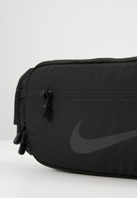Nike Performance - RUN HIP PACK - Ledvinka - black/black/black - 2
