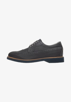 Volnočasové šněrovací boty - blu