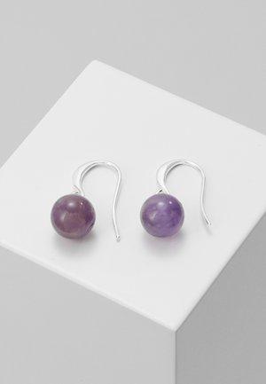 EARRINGS - Ohrringe - silver-coloured
