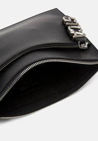 Just Cavalli - BAND WITH A CONTRAST LOGO - Bum bag - black - 6