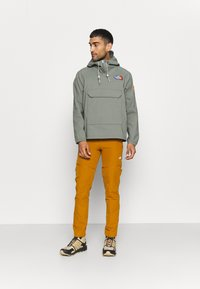The North Face - PRINTED CLASS FANORAK - Windbreaker - agave green - 1