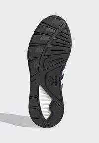 adidas Originals - ZX 1K BOOST SHOES - Baskets basses - blue - 4