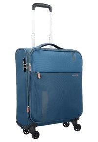 Roncato - Wheeled suitcase - blue - 3