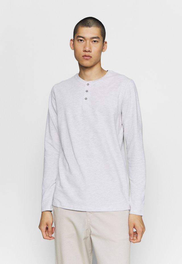 JJEJEANS NOOS - Long sleeved top - ecru
