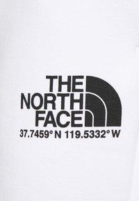The North Face - COORDINATES PANT - Pantalones deportivos - white - 5