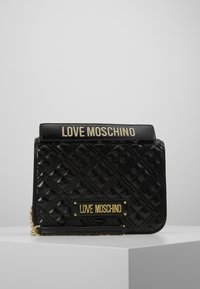 Love Moschino - BORSA - Sac à main - black - 1