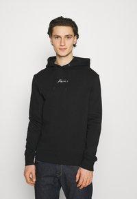 Jack & Jones PREMIUM - JPRBLASTAR HOOD - Sweatshirt - black - 0