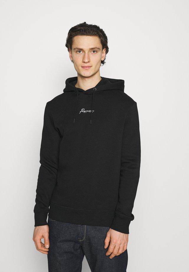 JPRBLASTAR HOOD - Sweatshirt - black