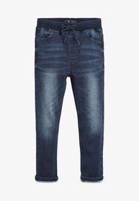 Next - VINTAGE - Slim fit jeans - blue-grey - 0