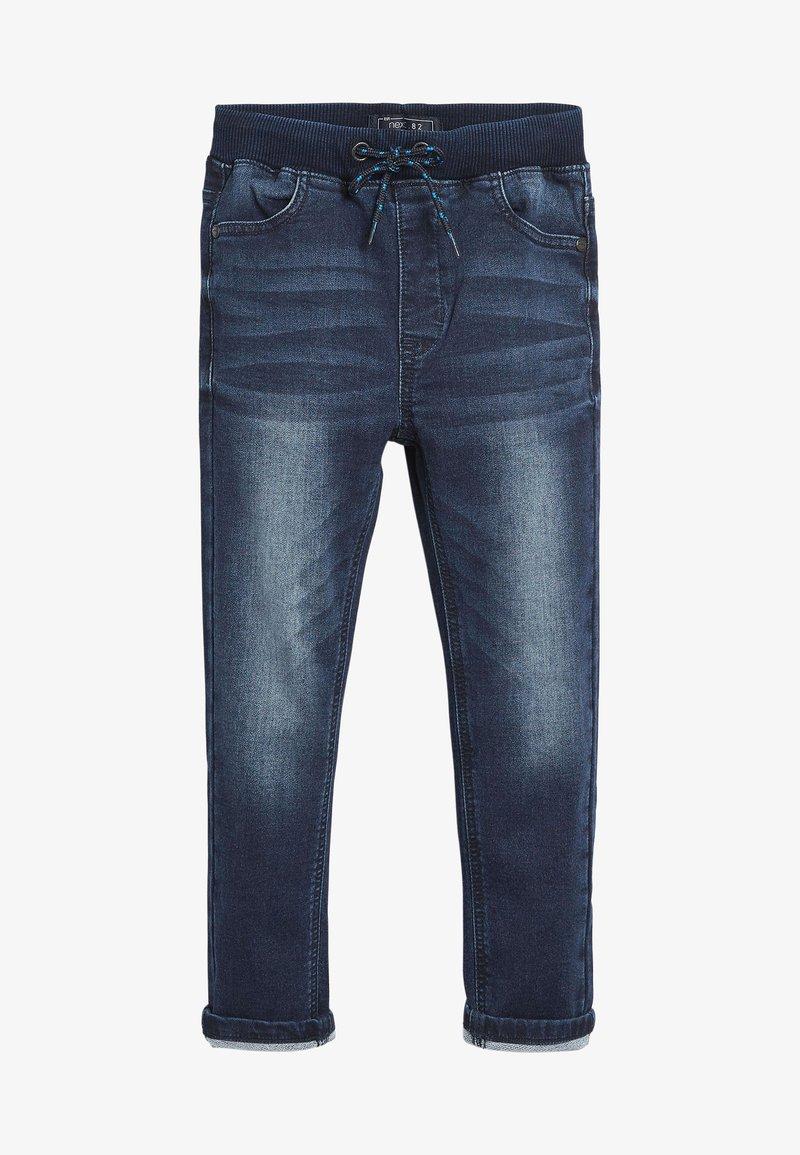 Next - VINTAGE - Slim fit jeans - blue-grey