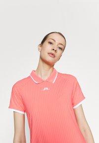 J.LINDEBERG - GOLF DRESS - Sports dress - tropical coral - 3
