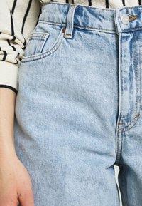 Monki - Jeans Short / cowboy shorts - blue dusty light/light blue - 3
