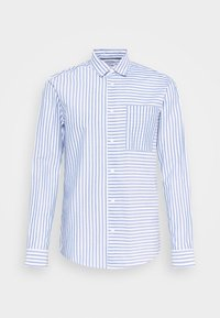 Only & Sons - ONSTRIPP LIFE STRIPED - Shirt - cashmere blue - 4