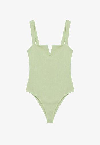 PANAMA - Swimsuit - pastellgrønn