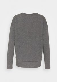 ONLY - ONLCAMILLA LOUNGEWEAR SET - Pyjamas - dark grey melange - 2