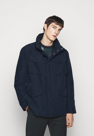 WINTER FIELD - Summer jacket - navy blue