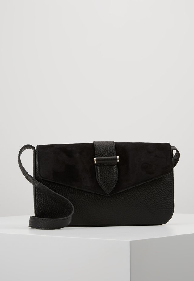 MIRANDA SHOULDER BAG - Handtas - black